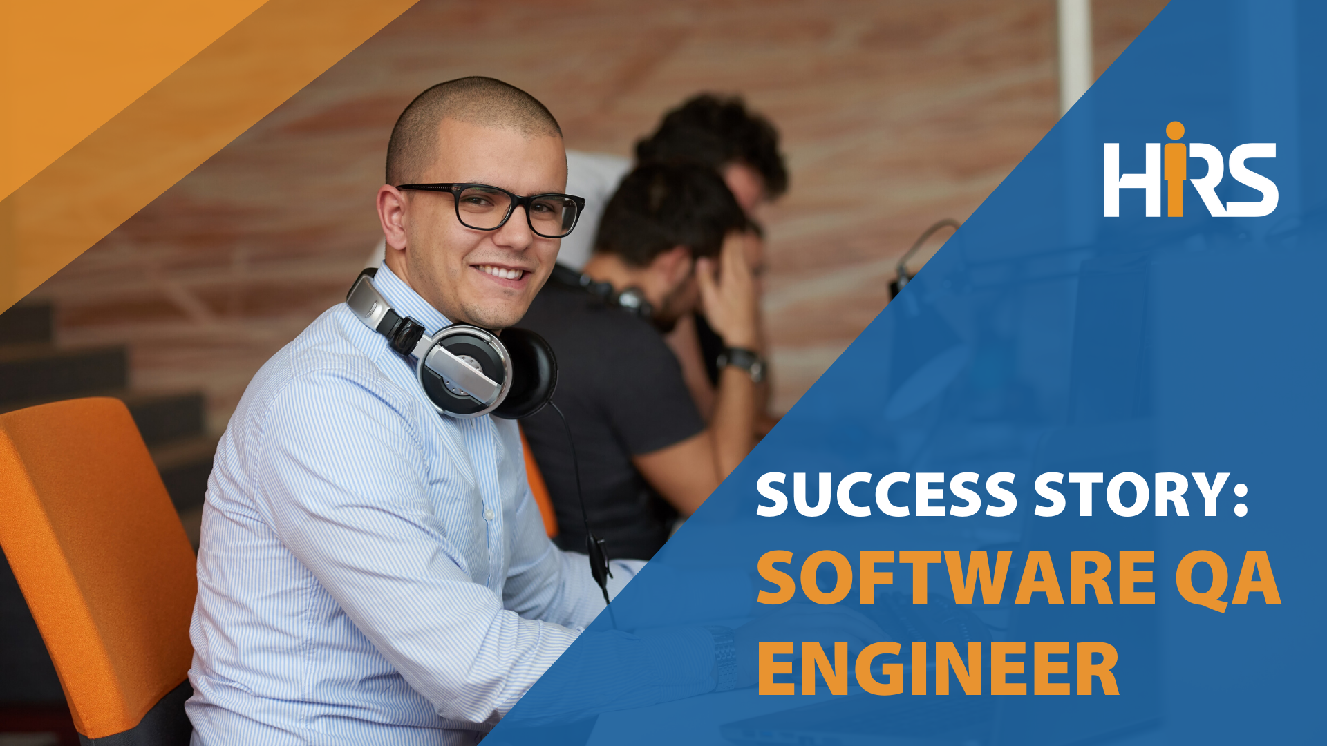 Success story: Software QA Engineer